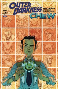 OUTER DARKNESS CHEW #2 (OF 3)CVR A CHAN (MR)