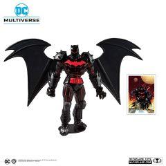 "Hellbat 7"" Action Figure - McFarlane DC Multiverse"
