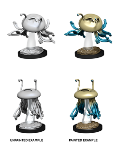 Flumph - Dungeons & Dragons Nolzur's Marvelous Miniatures - Wizkids