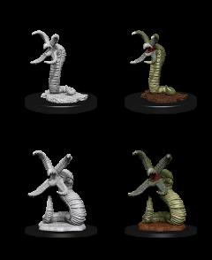 Grick & Grick Alpha - Dungeons & Dragons Nolzur's Marvelous Miniatures - Wizkids
