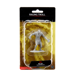 Raging Troll - Dungeons & Dragons Nolzur's Marvelous Miniatures - Wizkids