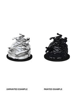 Black Pudding - Dungeons & Dragons Nolzur's Marvelous Miniatures - Wizkids