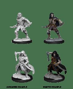 Warforged Rogue | D&D Nolzur's Marvelous Unpainted Miniatures (W14) | Dungeons & Dragons