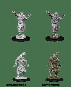 Scarecrow & Stone Cursed | D&D Nolzur's Marvelous Unpainted Miniatures (W14) | Dungeons & Dragons