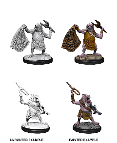 Kuo-Toa & Kuo-Toa Whip | D&D Nolzur's Marvelous Unpainted Miniatures (W14) | Dungeons & Dragons