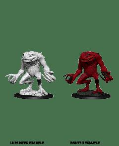 Red Slaad | D&D Nolzur's Marvelous Unpainted Miniatures (W14) | Dungeons & Dragons