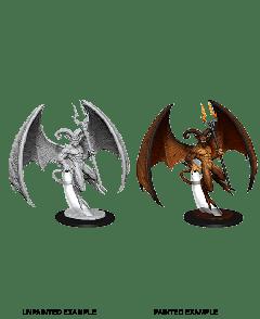 Horned Devil | D&D Nolzur's Marvelous Unpainted Miniatures (W14) | Dungeons & Dragons