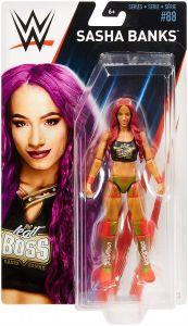 Sasha Banks - Standard Series #88 - WWE Action Figure