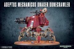 Onager Dunecrawler | Adeptus Mechanicus  | Warhammer 40,000