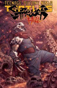 Teenage Mutant Ninja Turtles - Shredder in Hell - TP
