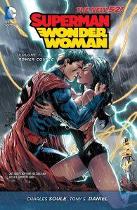 Superman/Wonder Woman - Vol 01: Power Couple - HC