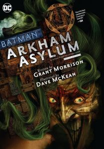 BATMAN ARKHAM ASYLUM DLX ED HC