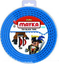Blue 2 Stud Mayka Toy Block Tape