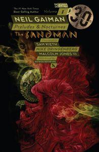 Sandman - Vol 01: Preludes & Nocturnes 30th Anniversary Edition - TP (MR)