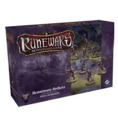 Reanimate Archers Expansion Pack: Runewars Miniatures Game