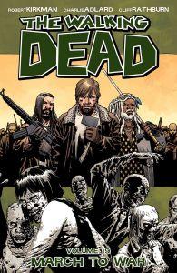Walking Dead - Vol 19: March to War - TP (MR)