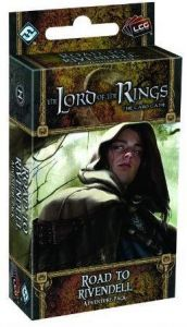 Road to Rivendell Adventure Pack - LOTR LCG
