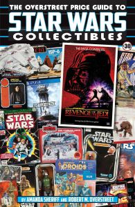 OVERSTREET PRICE GUIDE TO STAR WARS COLLECTIBLES