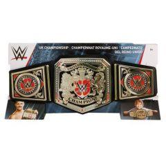 WWE UK Championship Belt