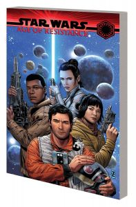 Star Wars - Age of Resistance: Heroes - TP