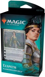Elspeth, Undaunted Hero Planeswalker Deck - Theros Beyond Death - Magic The Gathering