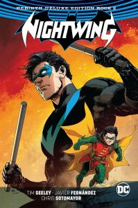 Nightwing - Rebirth Deluxe Collection Vol 02 - HC