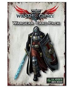 Wargear Card Pack - Wrath & Glory - Warhammer 40,000 Roleplaying