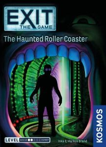 The Haunted Roller Coaster - Exit the Game