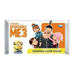 Despicable Me 3 Trading Card Game Pack