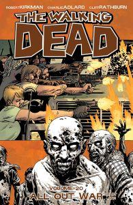 Walking Dead - Vol 20: All Out War Part 01 - TP (MR)