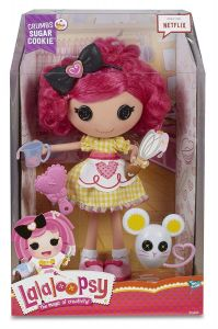 Crumbs Sugar Cookie - Lalaloopsy Doll