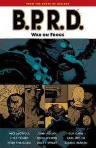 B.P.R.D. - Vol 12: War On Frogs - TP
