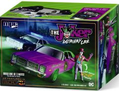 1.25 Joker Goon Car 1978 + Joker - Batman - Model kit