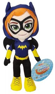 Batgirl DC Super Hero Girls Mini Feature Plush Toy