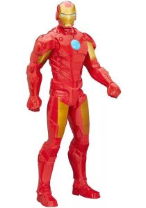 Marvel Avengers 20-Inch Iron Man Action Figure