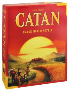 Catan - 2015 Refresh Edition (The Settlers of Catan).