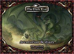 The Dark Eye - Aventurian Bestiary Card Pack - 120 Cards TDE
