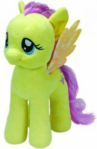 "Fluttershy - 10"" Buddy Plush - My Little Pony"