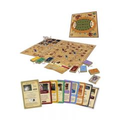Harry Potter - A Year at Hogwarts Board Game