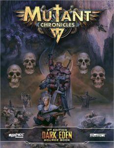 Dark Eden Sourcebook - Mutant Chronicles