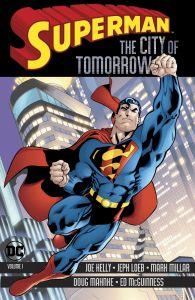 Superman - City of Tomorrow Vol 01 - TP