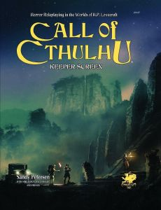Keeper Screen Pack: Call of Cthulhu 7th Edition