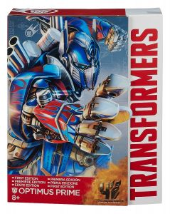 Optimus Prime First Edition Action Figure | Transformers: Age of Extinction