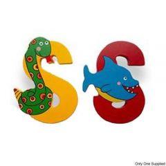 The Toy Workshop - Jungle Alphabet S [Toy]