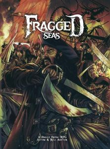 Fragged Seas - Fragged Empire Expansion