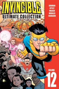 Invincible - Ultimate Collection Vol 12 - HC