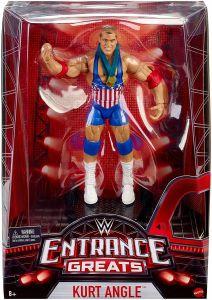 Kurt Angle - Entrance Greats Elite Figure - WWE - Mattel