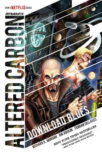 Altered Carbon - Download Blues - HC