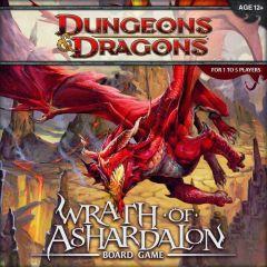 Wrath of Ashardalon Board game - Dungeon & Dragons