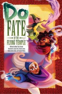 Do - Fate of the Flying Temple RPG